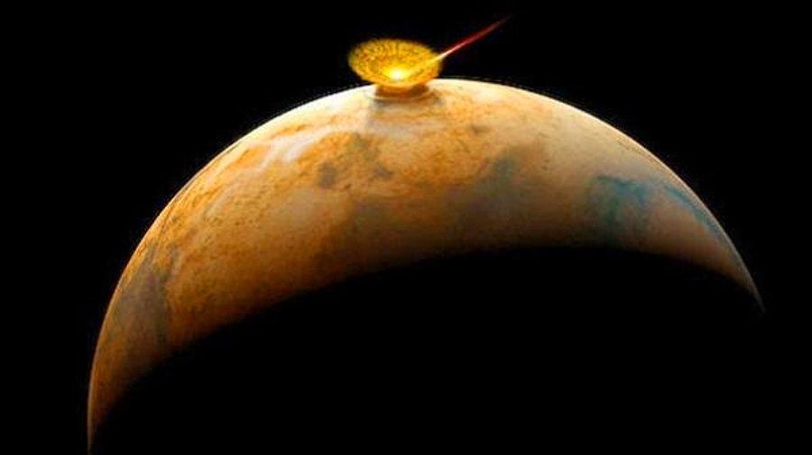 Ya Mars'a Nükleer Bıraksak?
