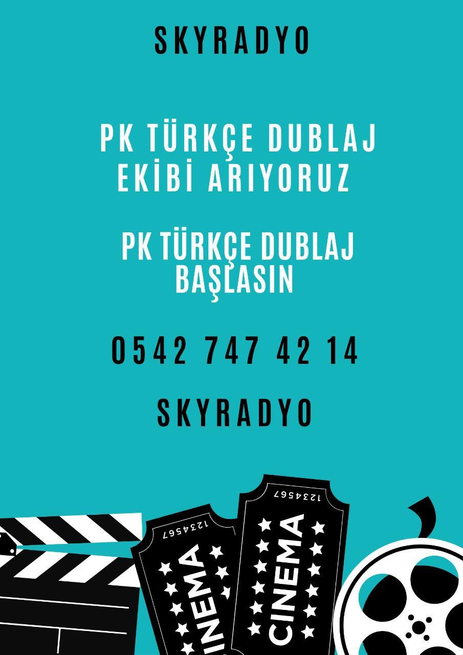 pk türkçe dublaj
